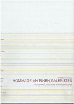 Hommage an einen Galeristen. Otto Stangl und seine Künstlerfreunde