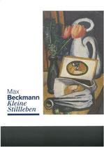 Max Beckmann. Kleine Stillleben