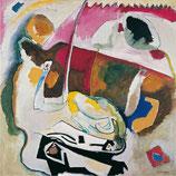 Wassily Kandinsky. Improvisation 21