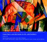 """""""Kunst ist nichts als der Ausdruck unseres Traums"""" Audio CD"""