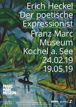 Erich Heckel. Der poetische Expressionist