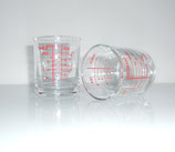 Mini Messglas | Mini Measure Glass