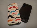 Schnurrbart iPhone Schutzhülle | Hardcase