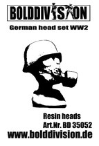 German head set WW2