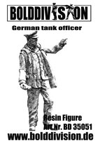 German tank officer `46