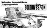 Waffenträger Rheinmetall / Borsig 12,8cm