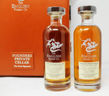 The English Whisky Co. - Founder's Private Cellar: The Final Signature