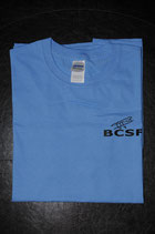 BCSF Tee Shirt in Carolina Blue