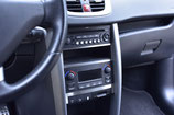 PEUGEOT 207 MARCOS CONSOLA CENTRAL INOX
