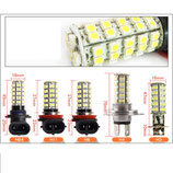 UNIVERSAL LUCES ANTINIEBLAS LED