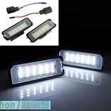 VW LUCES DE MATRICULA LED