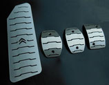 CITROEN C4 PICASSO REPOSAPIES/KIT PEDALES INOX