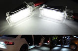 AUDI Q7 LUCES DE CORTESIA /MATRICULA LED