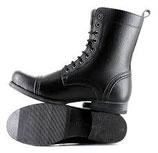 Vintage Boot schwarzer Schnürschuh - Vegetarian Shoes