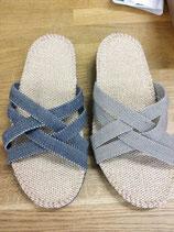 Juuti's Damen-Sandaletten mit Riemchen