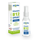 APOrtha® Vitamin B12 - 500 µg Methylcobalamin als veganes Mundspray