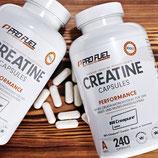 CREATINE Kapseln   Kreatin-Monohydrat   100% Creapure® von PRO FUEL