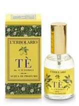L'ERBOLARIO Tè & Zedro Eau de Parfum