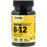 Jarrow Methyl B12 1000 mcg - 100 Lutschtablettem Zitrone