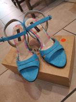Tally Turquoise Faux von Beyond Skin Ausverkauf -70%
