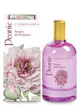L'Erbolario Peonie Eau de Parfum 50ml