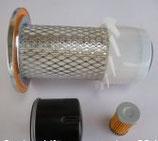 Kit de filtros Mitsubishi series MTX, MT tipo 5