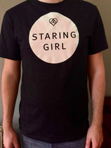 Staring Girl - Logo (T-Shirt, boys)