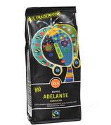 Adelante Frauenkaffee, gemahlen, 250g