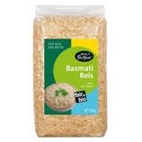 Basmati Reis natur500g Bio
