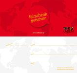 Fairschenk-Gutschein