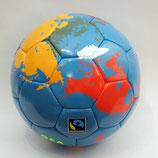Fußball-Matchball glänzend