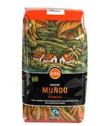 Mundo Espresso 500g ganze Bohne kbA
