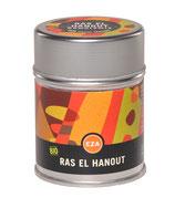 Ras El Hanout Gewürzmix, 45g, bio