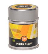 Indian Curry Gewürzmix, 50g, bio