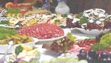 Buffet froid du Dimanche midi 16 Juin 2019