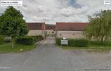 Hébergement en chambres de 3 à 6 lits  dans les locaux de la Ferme du Ru Chailly à Fossoy.