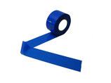 Kunststoffband blau