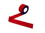 Kunststoffband rot