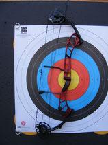PSE Centrix, LH, 50-60 lbs , kaum geschossen