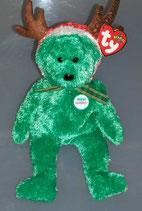 Ty Beanie Baby 2002 Holiday Weihnachtsbär