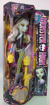 Monster High Frankie Stein CBP35
