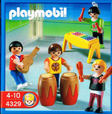 Playmobil 4329 Schulband
