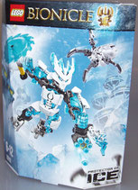 Lego Bionicle 70782 Hüter des Eises Neu & OvP