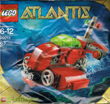 Lego Atlantis 20013 Neptune Carrier