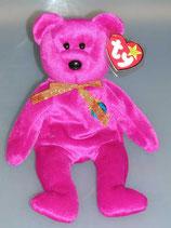 Ty Beanie Baby Millennium, der Bär zur Jahrtausendwende