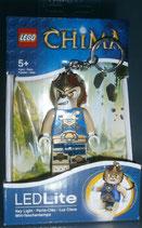 Lego Chima Laval Mini-Taschenlampe