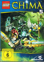 Lego DVD Legends of Chima 5