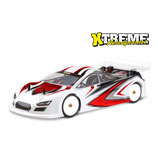 XTREME 1/10 TWISTER SPECIALE CLEAR BODY