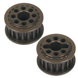 R8.0 18T 8mm Belt Pulley -Alu