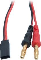 LRP Universal Charging Lead - Sanwa/Graupner/JR RX/TX plug